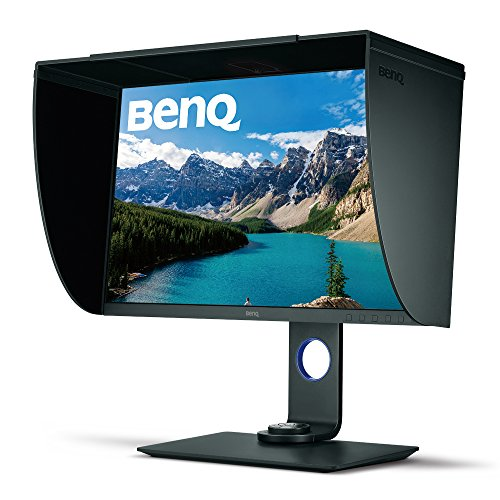 BenQ SW271 27 Inch 4K HDR Professional IPS...