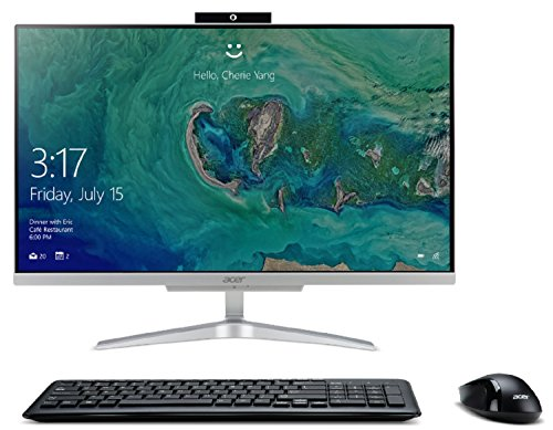 Acer Aspire C24-865-ACi5NT AIO Desktop, 23.8'...
