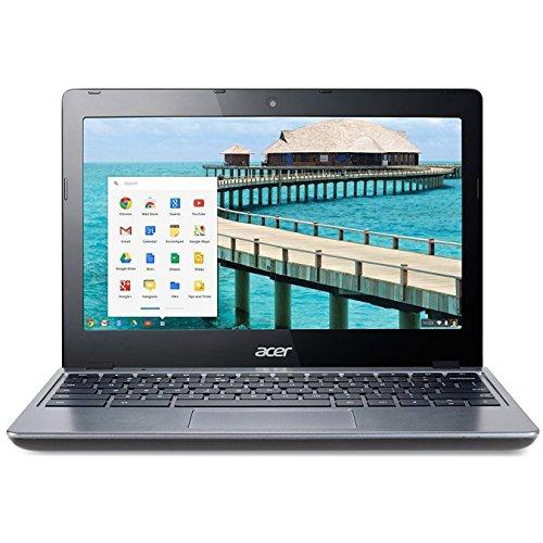Acer C720-2844 11.6' Google Chromebook Laptop...