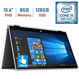 2019 HP 15.6-inch X360 2-in-1 Touchscreen FHD...