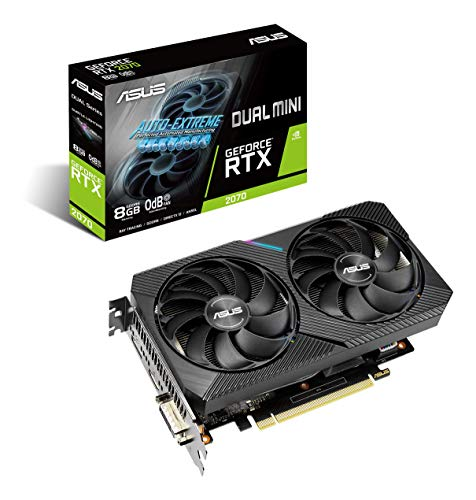 ASUS Dual NVIDIA GeForce RTX 2070 Mini OC...