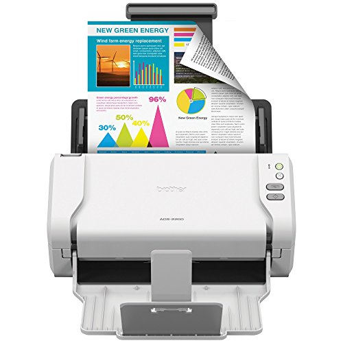 Brother High-Speed Desktop Document Scanner,...