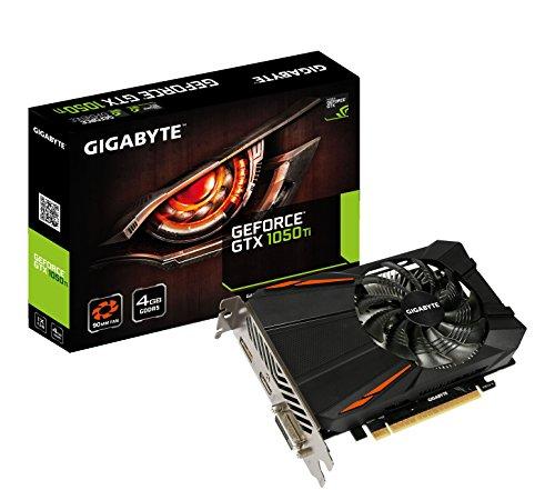 Gigabyte Geforce GTX 1050 Ti 4GB GDDR5 128...