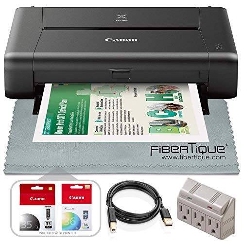 Canon PIXMA iP110 Wireless Mobile Inkjet...