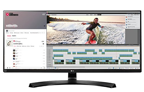 LG Electronics 34UB88-P 34' LED/LCD Monitor...