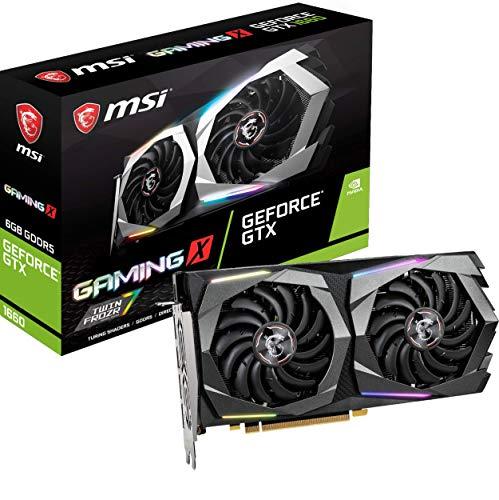 MSI Gaming GeForce GTX 1660 128-Bit HDMI/DP...