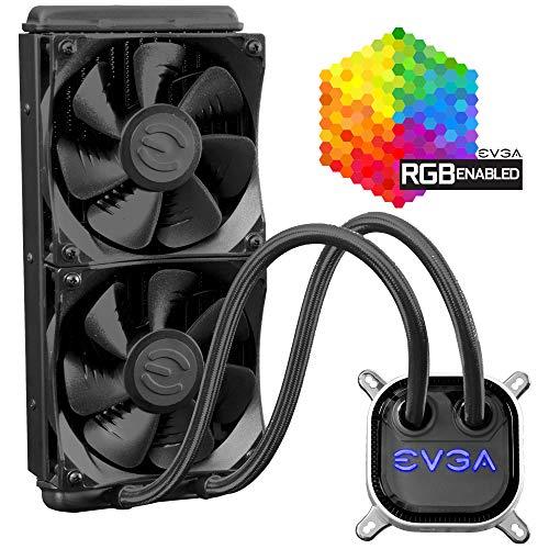 EVGA CLC 280mm All-In-One RGB LED CPU Liquid...