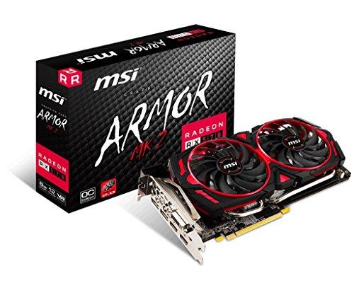MSI Gaming Radeon RX 570 256-bit 8GB GDRR5...