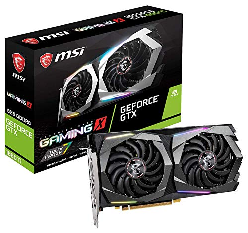 MSI Gaming GeForce GTX 1660 Ti 192-bit...