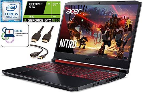 Acer Nitro 5 15.6 FHD Gaming Laptop, 9th Gen...