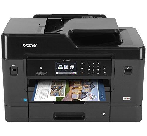 Brother MFC-J6930DW All-in-One Color Inkjet...