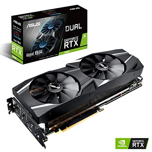 ASUS GeForce RTX 2070 Advanced Overclocked 8G...