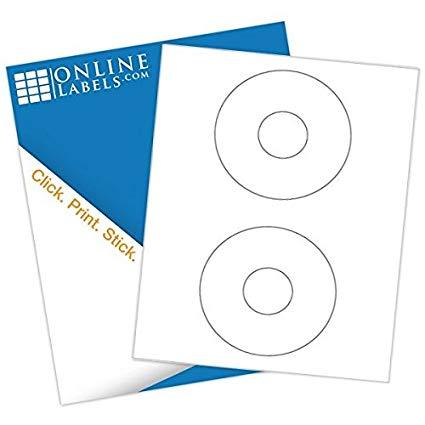 CD printer paper