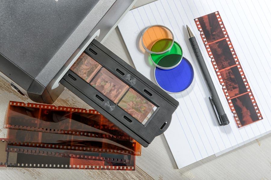 Best Scanners for Medium Format Films