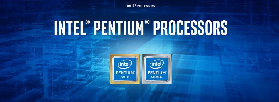 Intel Pentium processors