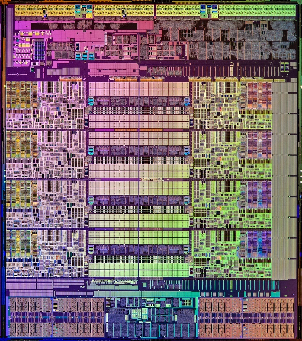 haswell die map