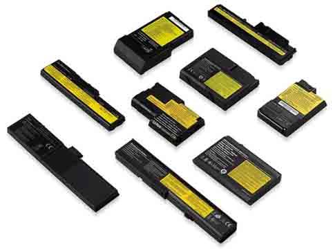 charging laptop battery
