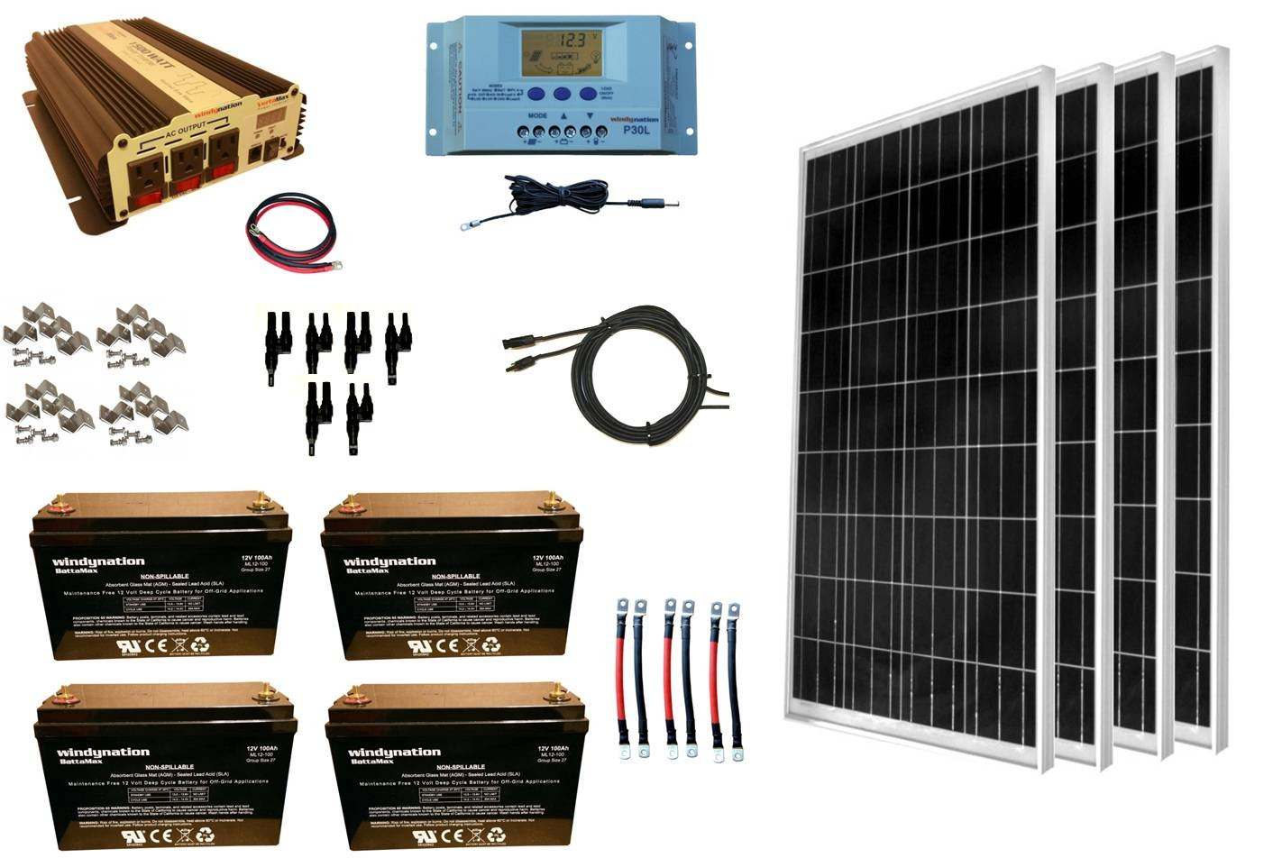 solar power solution