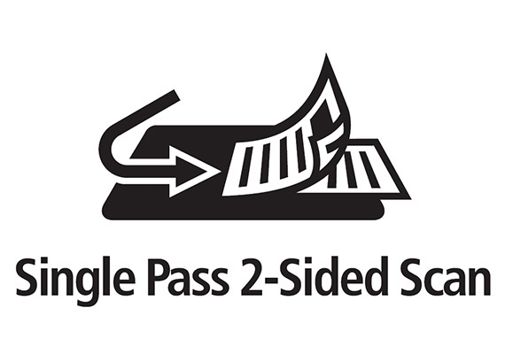 single pass scanner