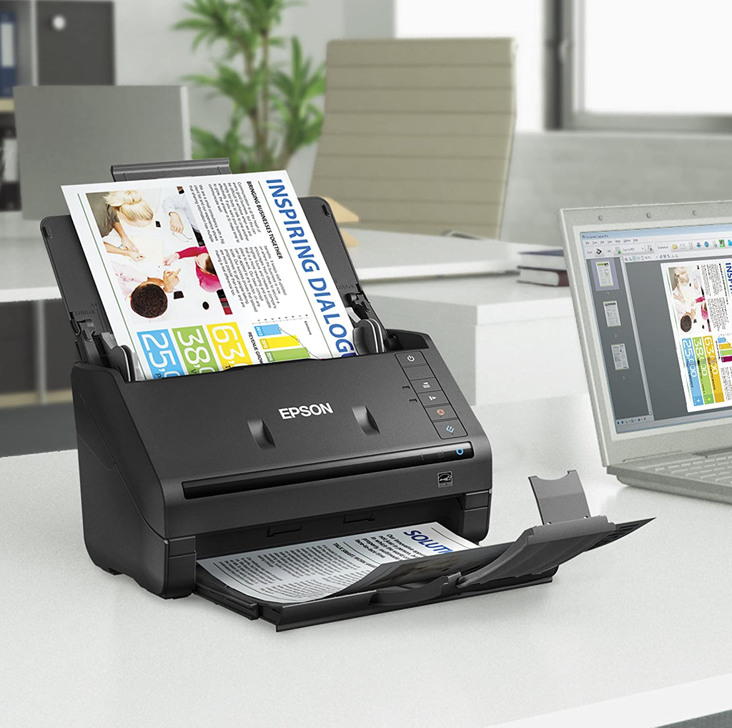 Epson Workforce Sheet-Fed Scanner