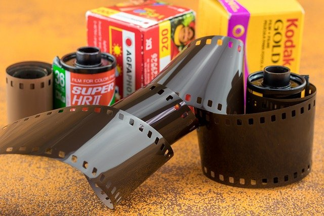How To Store 8mm Film Roll